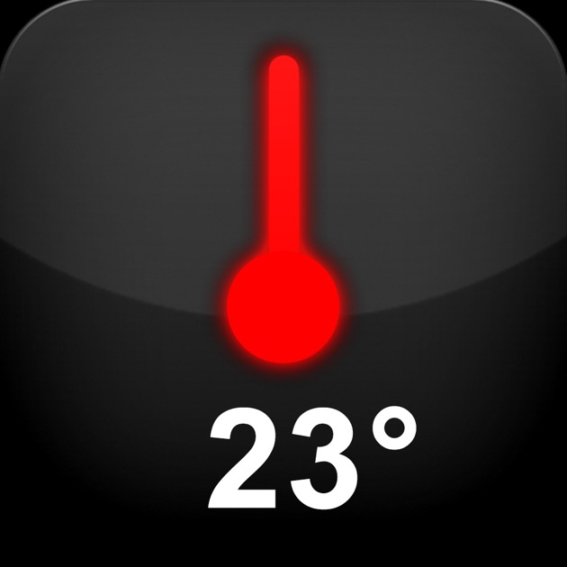 Termometer° på App Store