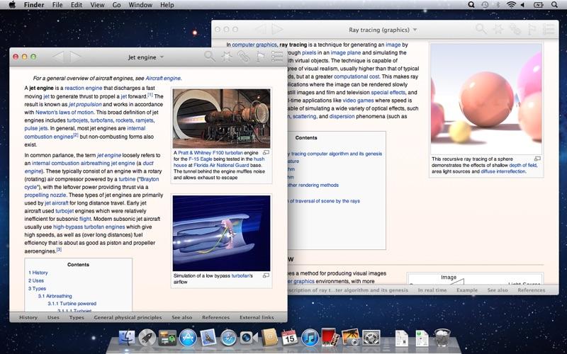 Screenshot #3 pour WikiBuddy