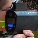Pitch Radar Gun