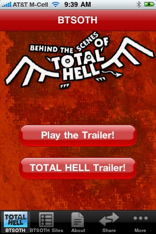 Behind the Scenes of Total Hell screenshot 2