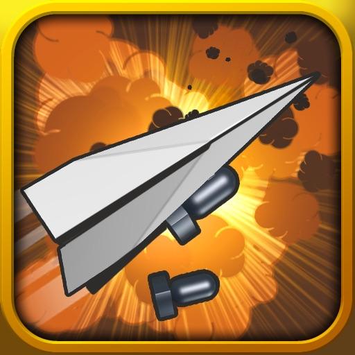 纸飞机之狂轰滥炸Paper Glider Bomber