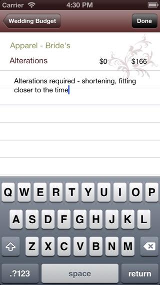 Wedding Budget Calculator On The App Store