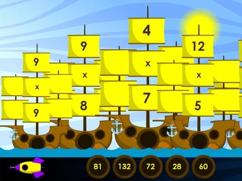 around the world maths game instructions