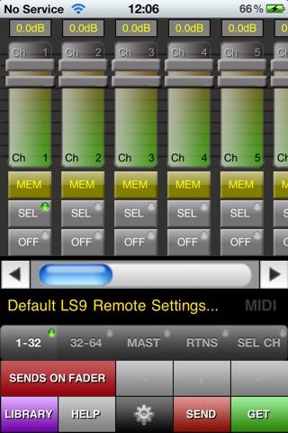 LS9 Remote