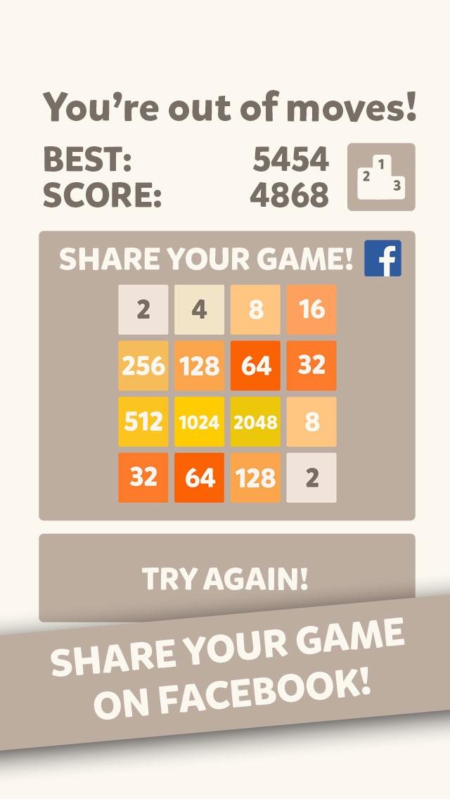 download 2048 Logica - Los Mejores Juegos Gratis de Rompecabezas de Numeros apps 1