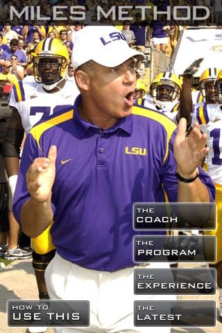 Les Miles Method for iPhone screenshot 1
