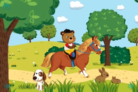 Benny Bär auf dem Bauernhof screenshot 3