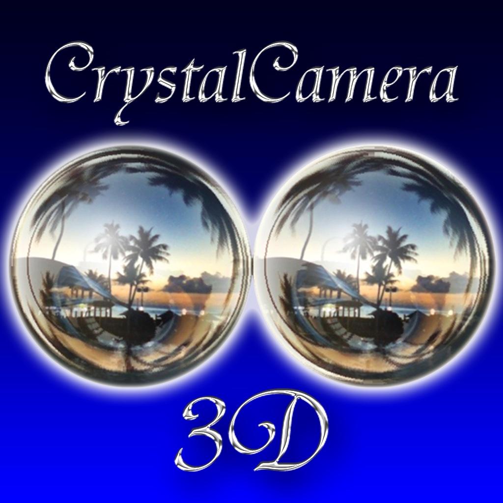 3Dクリスタルカメラ