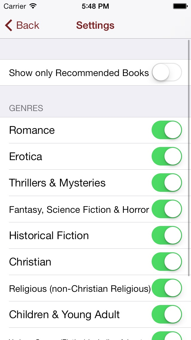 download Free Books for Kindle, Free Books for Nook, Free Books for Kobo - Free Books Monster apps 2