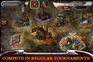 Screenshots of Eternity Warriors for iPhone