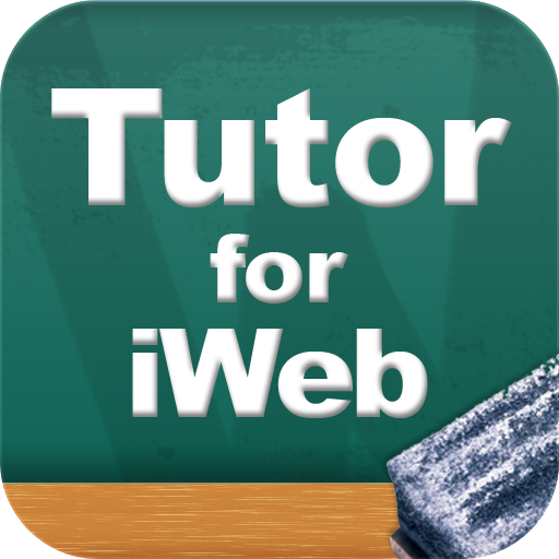 Tutor for iWeb for Mac