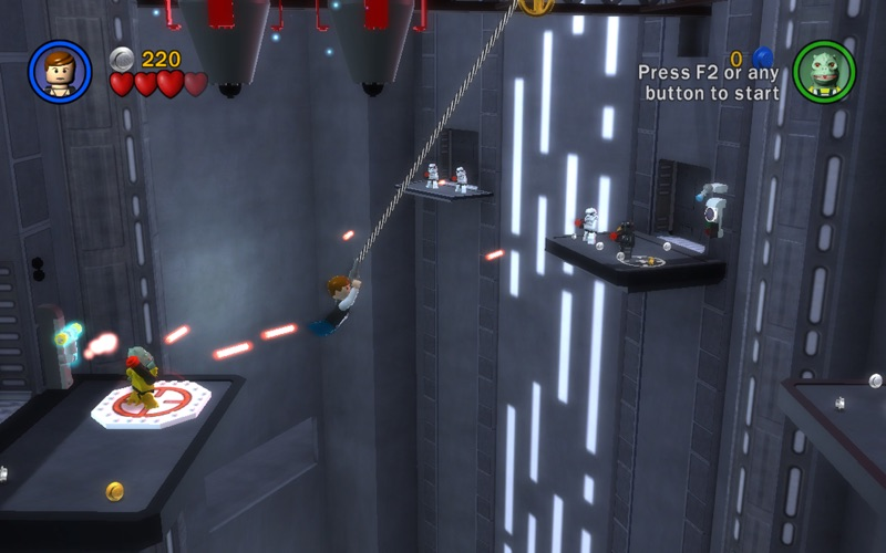 LEGO Star Wars Saga Screenshot