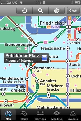 Berlin Metro by Zuti screenshot 1