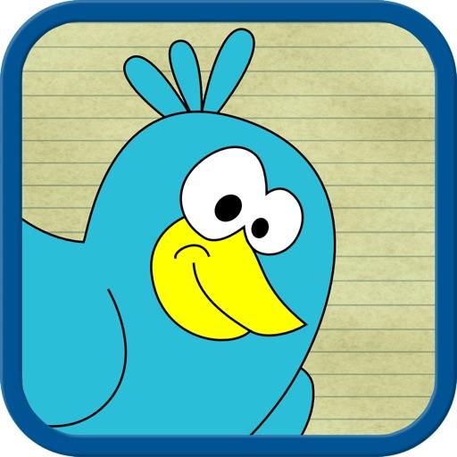 Proste Słowa - nauka wyrazów dla Dzieci iOS App