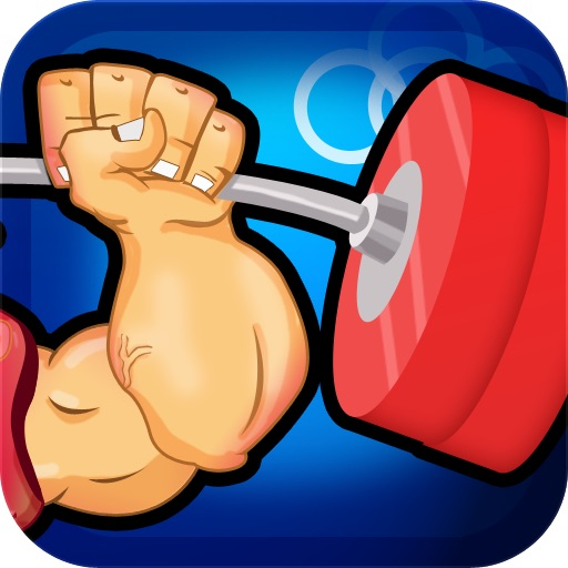 Heavy Weight Lifter Pro Lite iOS App