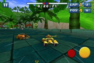Screenshot #9 for Sonic & SEGA All-Stars Racing