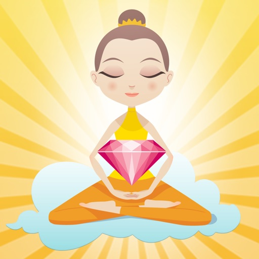 Blissify Me Meditation - Guided relaxation, calm and joy iOS App
