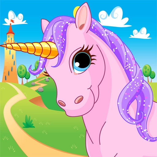 Baby Unicorn HD iOS App