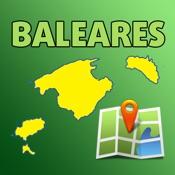 Baleares Offline Maps