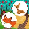 Gratis Educativo Interactive Learning Gioco apprendimento Para Bambini- Remember Me, Fox e Bambi