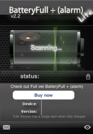 BatteryFull + (Alarm) FREE screenshot 2