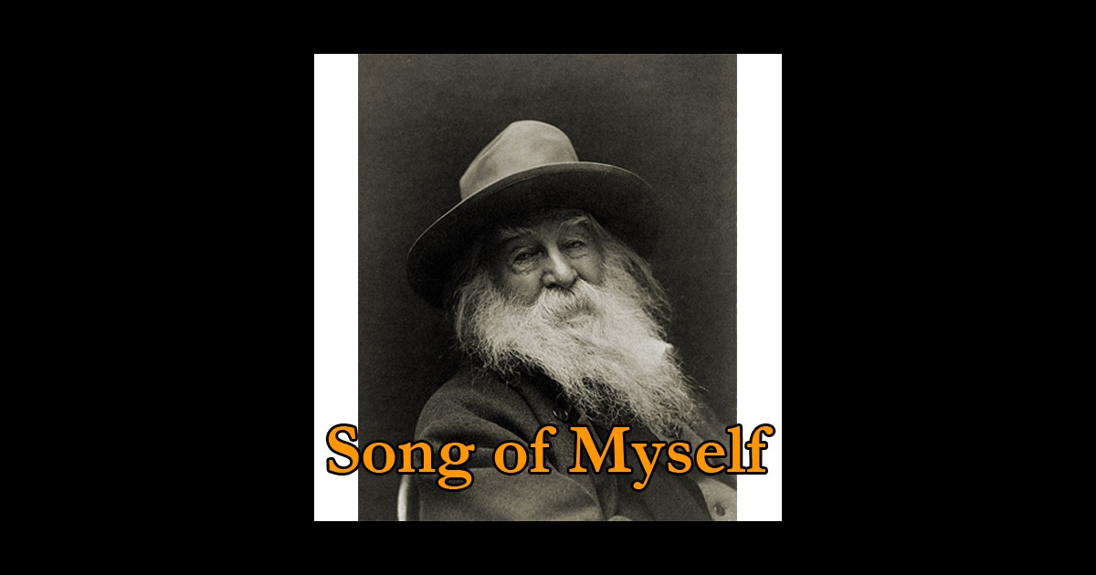 an analysis of divinity sexuality and the self in song of myself by walt whitman Song of myself is a poem by walt whitman that is included the animals and to find divinity in lies in the concept of self (typified by whitman.