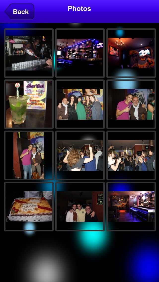 Bar'ock barCapture d'écran de 3