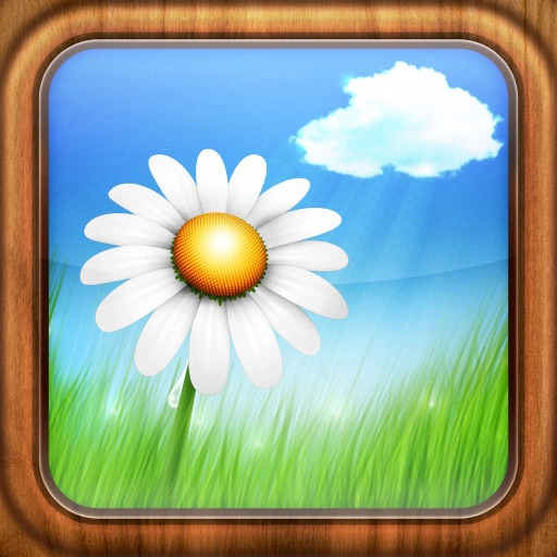 宁静的心(iPad):Serenity ~ the relaxation app for iPad【心灵治愈系】