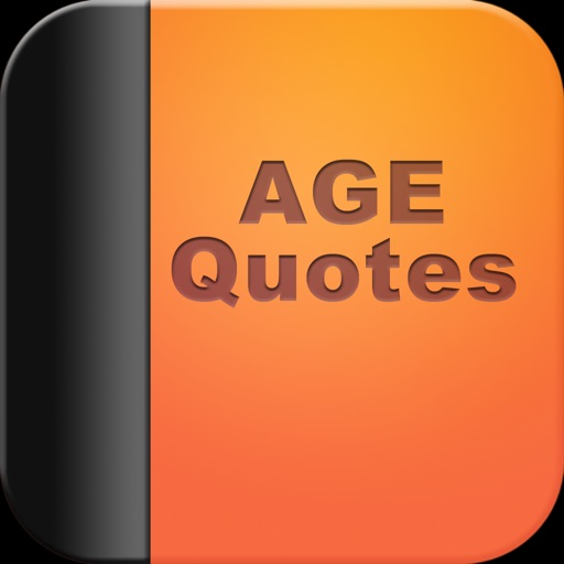 Famous Age Quote-s - Famous & Inspiring Quotes on Age iOS App