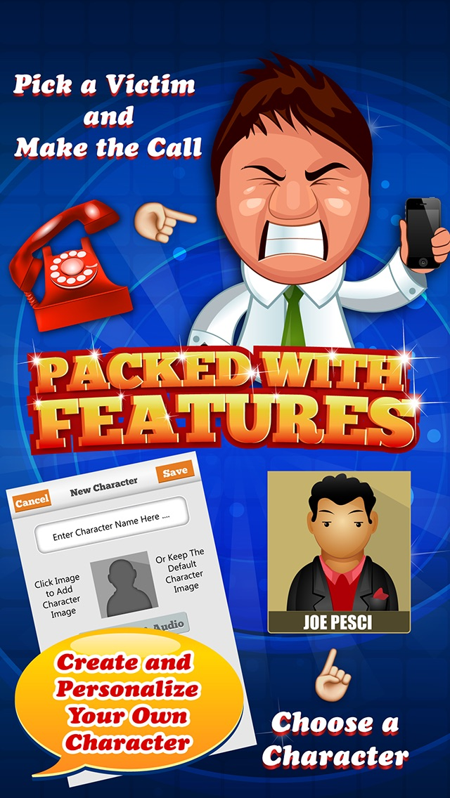 Prank Me 2 Trick Your Friends For Iphone Ipod Touch review screenshots