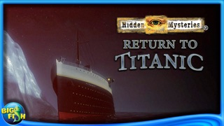 Return to Titanic: Hidden Mysteries - A Hidden Object Adventure-4