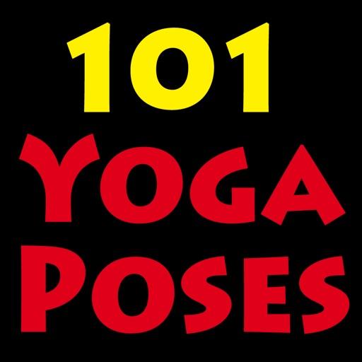 101个瑜伽姿势:101 Yoga Poses