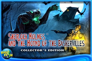 Sherlock Holmes and the Hound of the Baskervilles Collector's Edition-0