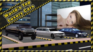 Screenshot #2 pour Limousine Parking 3D - Realistic Limo Driving Free Racing Game