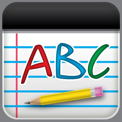 abc letter tracing free writing practice for preschool on the app store
