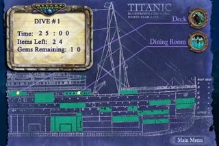 Screenshot #3 pour Titanic: Hidden Expedition