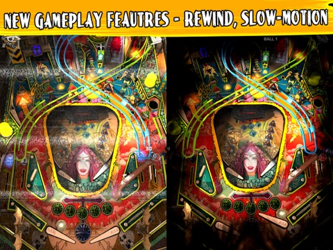 Real Pinball HD - Vampire для iPad