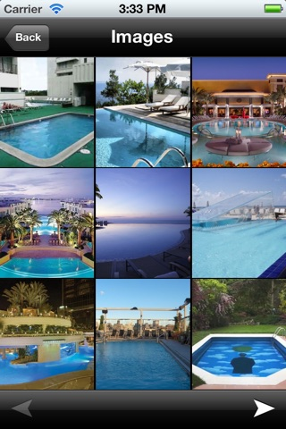 Swimming Pools Catalog and Ideas screenshot 1