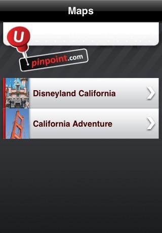 Disneyland California Mini Guide screenshot 2