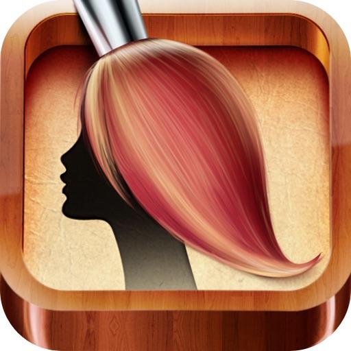 毛发绘画:Hairpaint【恶搞图片】