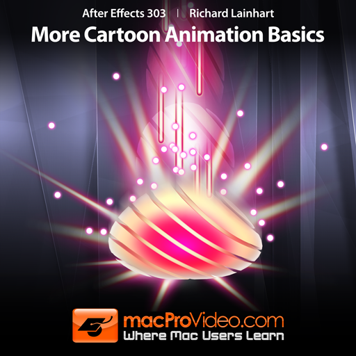 Course For After Effects CS5 303 - More Cartoon Animation Basics