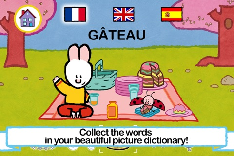 I speak French with Louie! screenshot 3