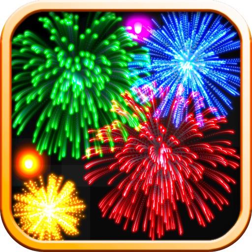 实景烟花HD:Real Fireworks Artwork【畅销美国】