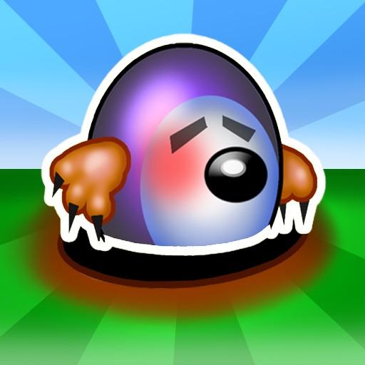 鼹鼠要回家:Mole in a Hole【可爱休闲】