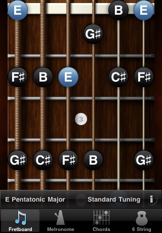 GuitarToolkit Lite screenshot 3