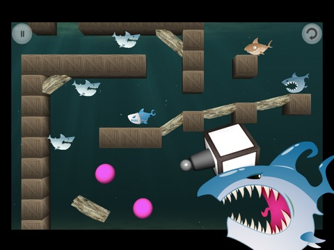 Shark Madness Lite-ipad-0