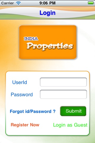 India Properties screenshot 1