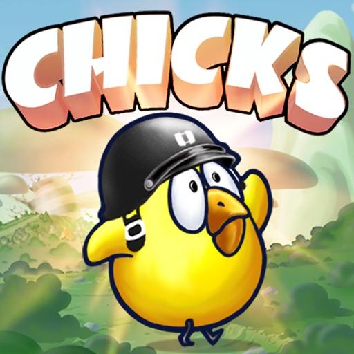 小鸡大冒险:Chicks【可爱益智】
