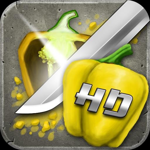 蔬菜武士Veggie Samurai HD【媲美水果忍者】
