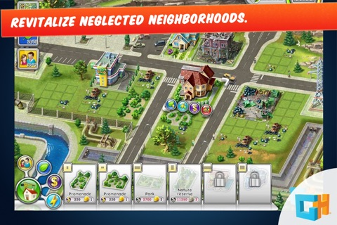 Green City – A Sim Building Game screenshot 3